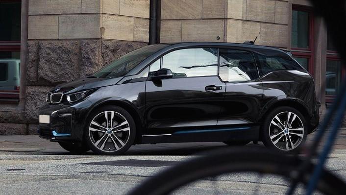 BMW I3s 2019 Exterior 006