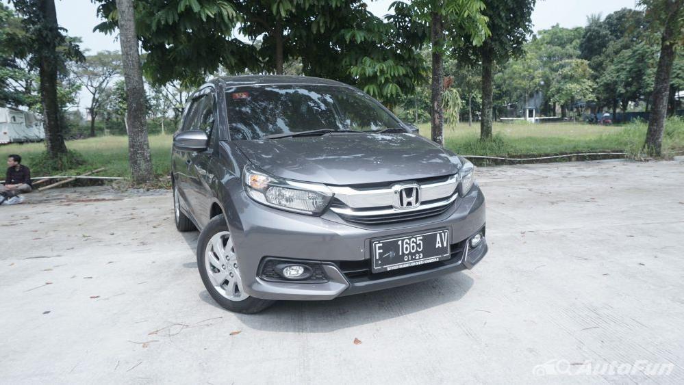 Honda Mobilio E CVT Exterior 006