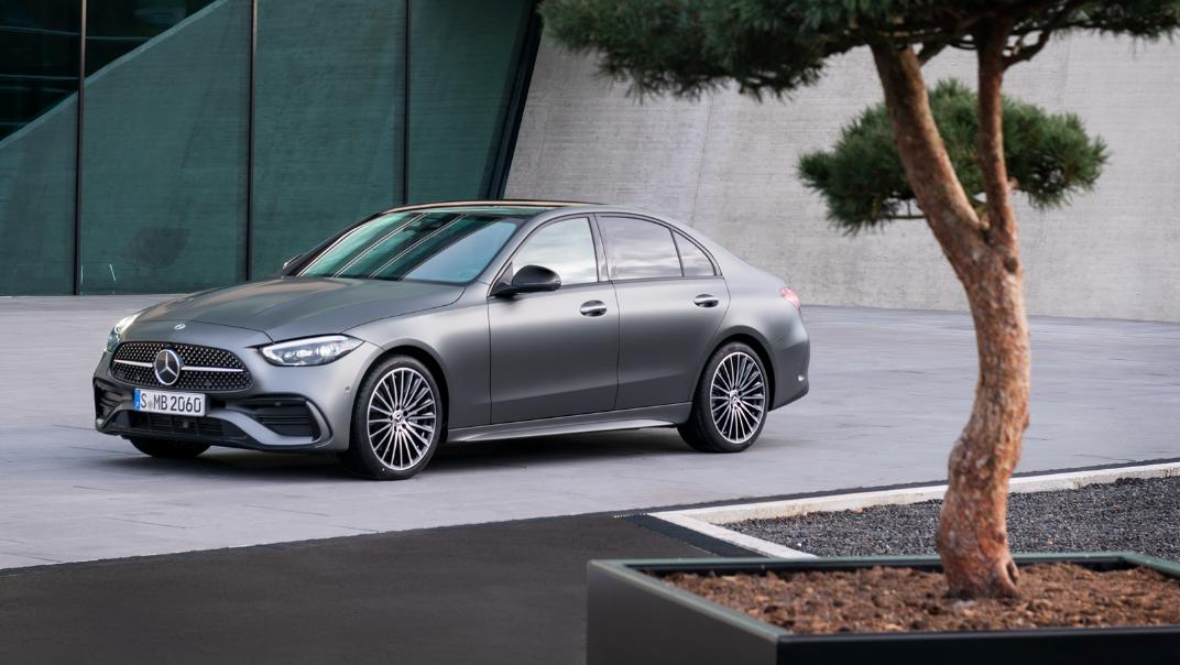 2021 Mercedes-Benz C-Class W206 Upcoming Version Exterior 027