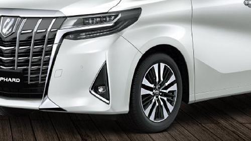 Toyota Alphard 2019 Exterior 006