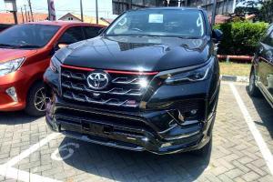 Baru Rilis Minggu Depan, Yuk Intip Tampang Toyota Fortuner Terbaru