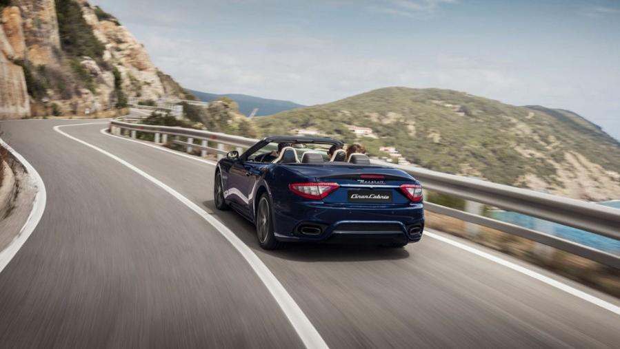 Maserati Grancabrio 2019 Exterior 006