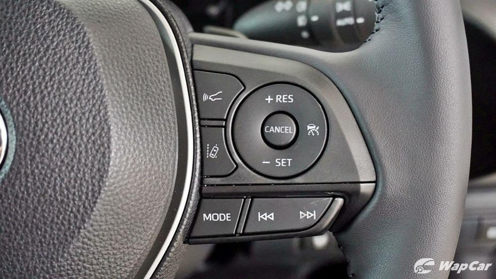 Toyota Corolla Altis 2019 Interior 054