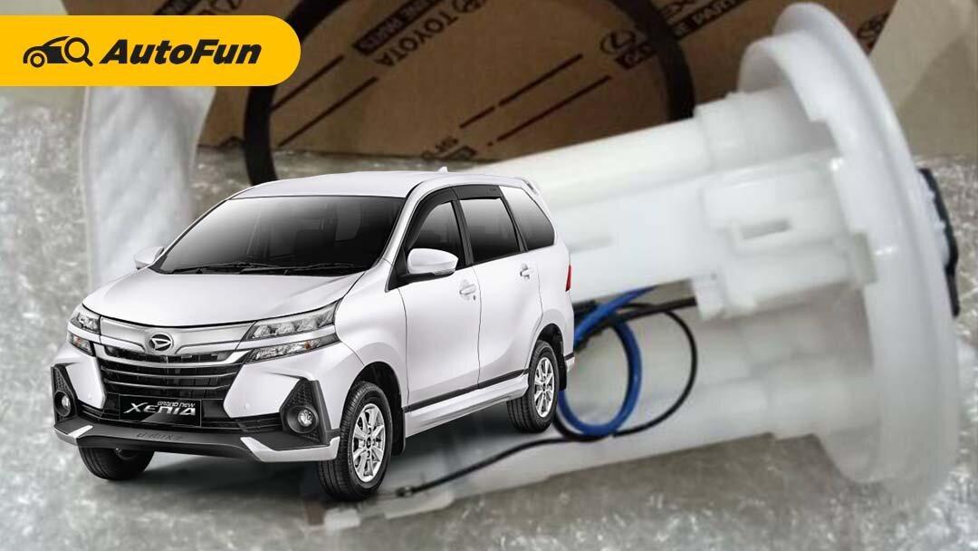 Imbas Recall Daihatsu dan Toyota, Apakah Kita Masih Bisa Memperbaiki Sendiri Fuel Pump yang Rusak? 01