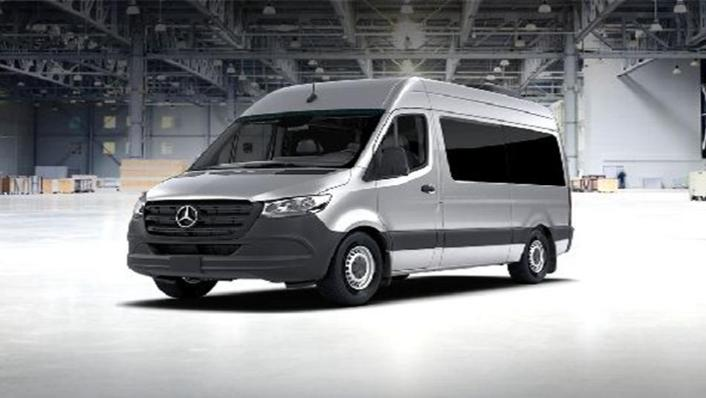 Mercedes-Benz Sprinter 2019 Exterior 005