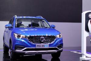 MG ZS EV 2021 Menjadi Pelengkap Line up Morris Garage di Indonesia