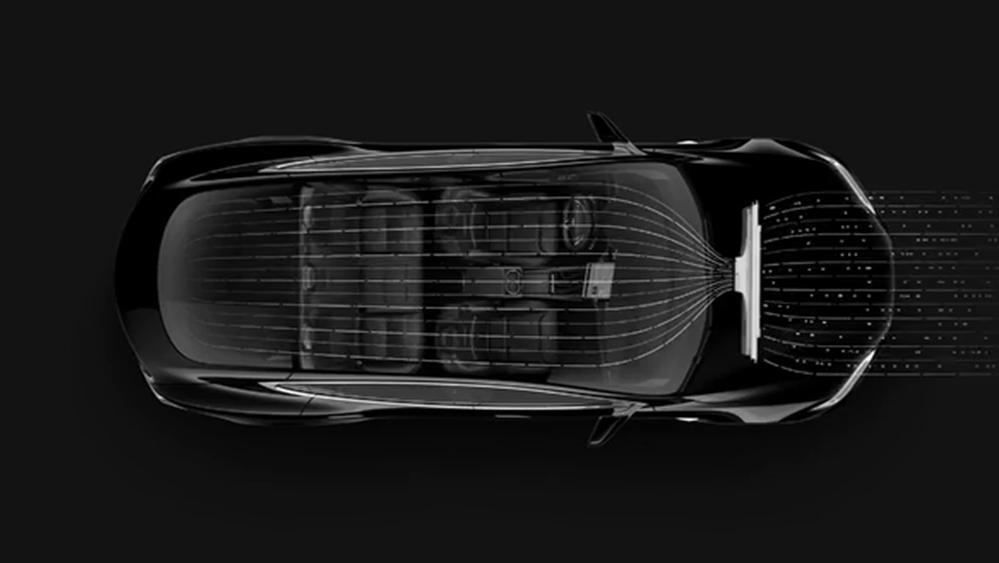 Tesla Model S 2019 Interior 011