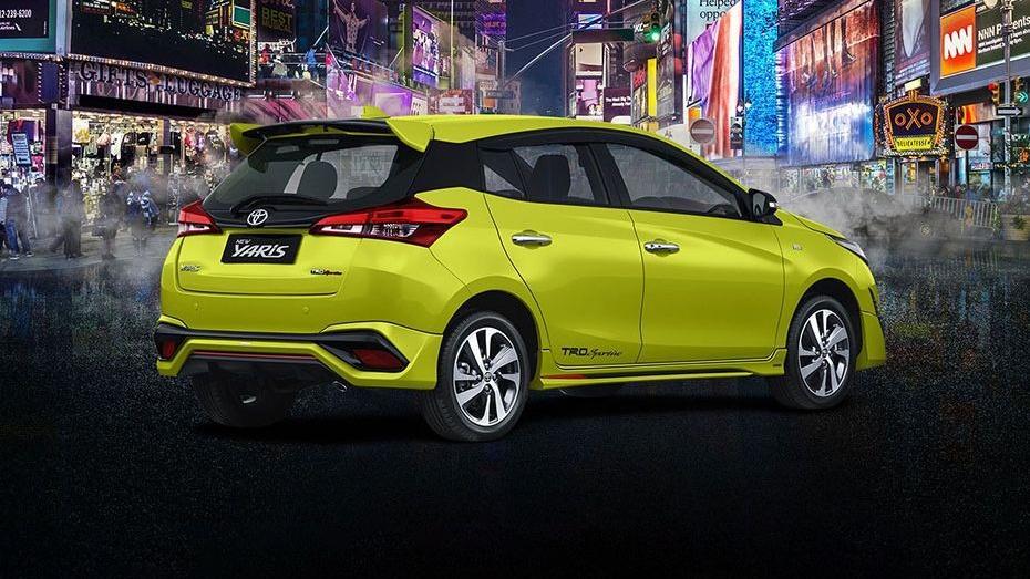 Toyota Yaris 2019 Exterior 068