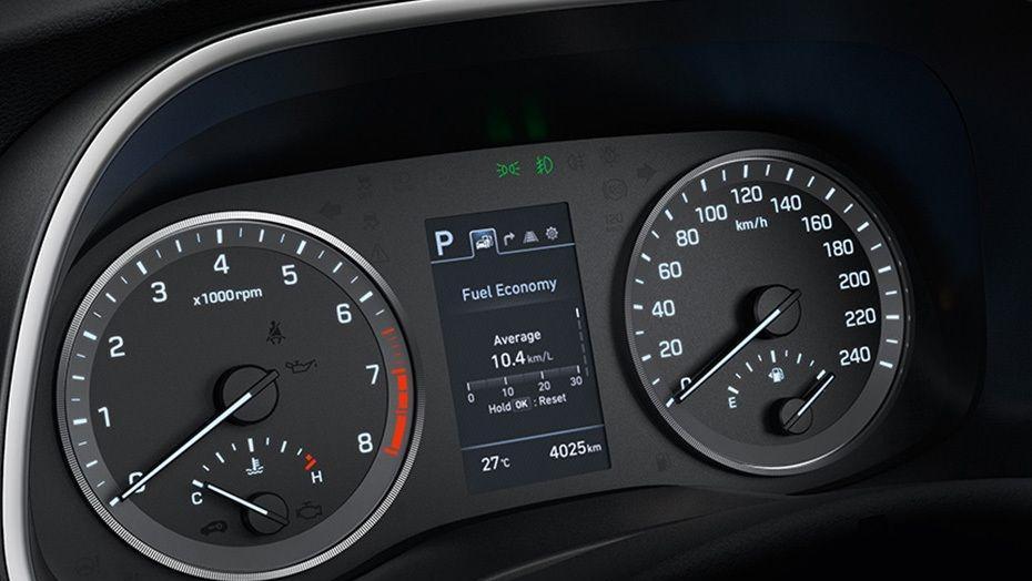 Hyundai Tucson 2019 Interior 006