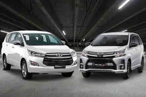 Budget Rp250 Juta, Pilih Toyota Veloz GR Limited Baru atau Toyota Kijang Innova Reborn Bekas?
