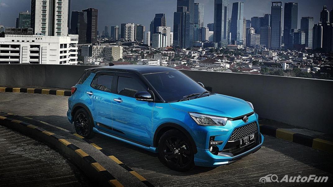 2021 Toyota Raize Exterior 044