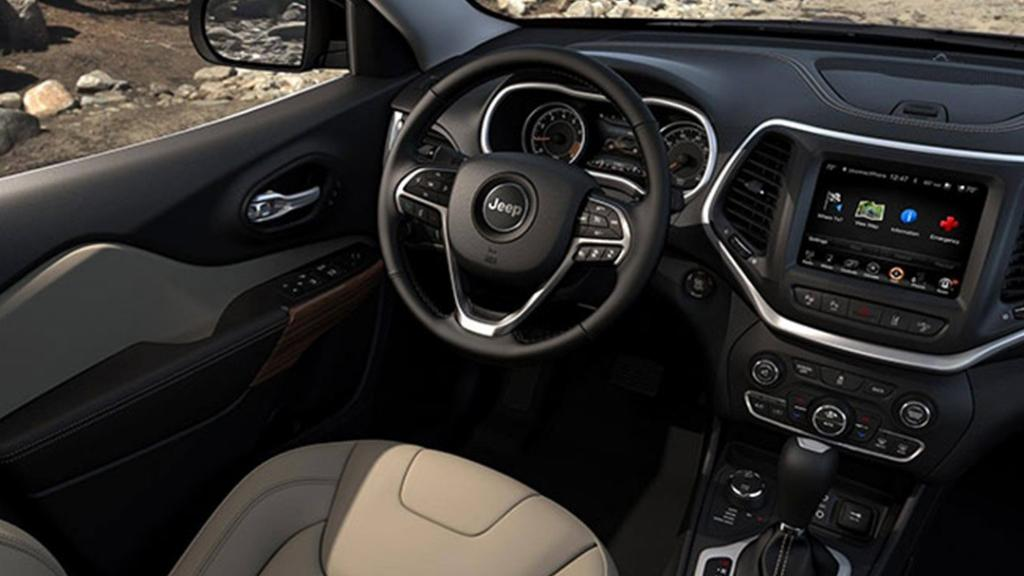 Jeep Cherokee 2019 Interior 003