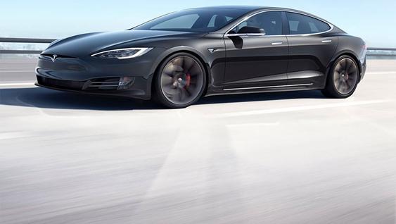 Tesla Model S 2019 Exterior 010
