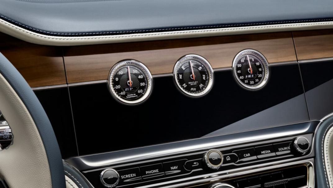 Bentley Flying Spur 2019 Interior 005
