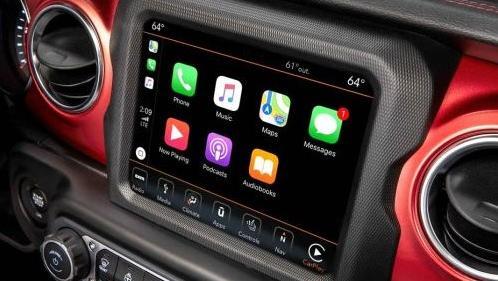 Jeep Wrangler 2019 Interior 006