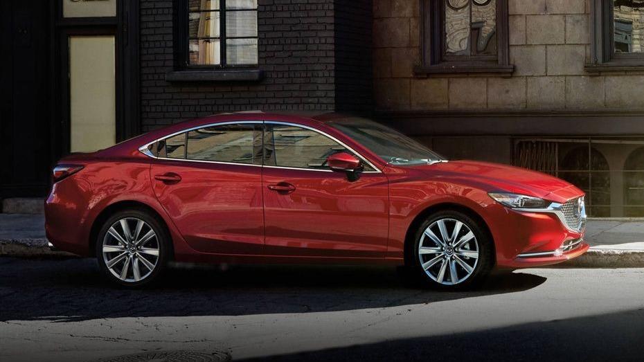 Mazda 6 2019 Exterior 003