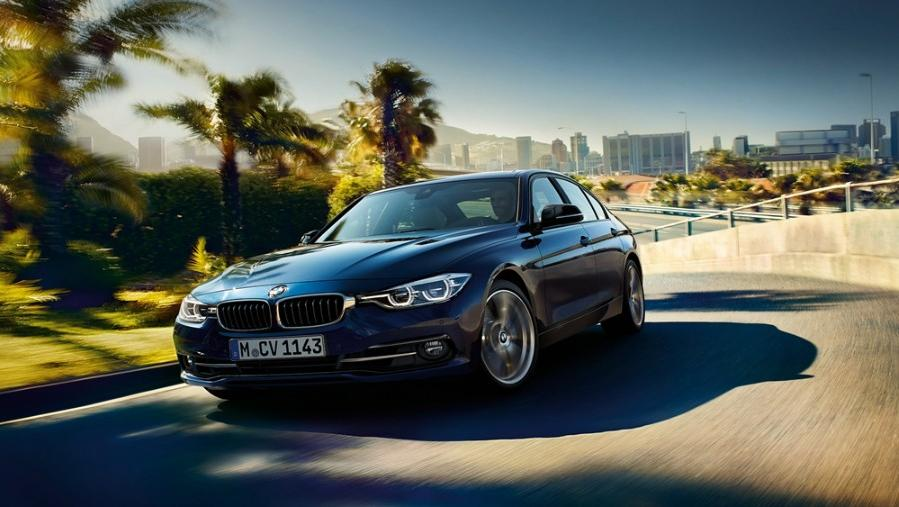BMW 3 Series Sedan 2019 Exterior 002