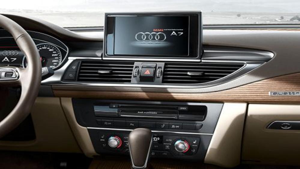 Audi A7 2019 Interior 005