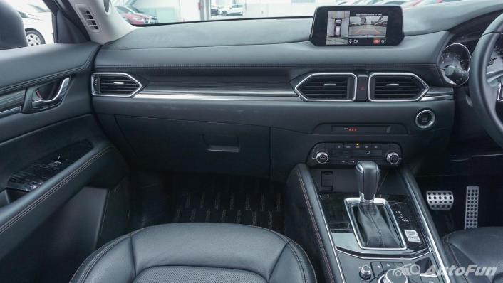 Mazda CX 5 Elite Interior 004