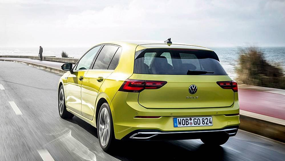 Volkswagen Golf 2019 Exterior 085