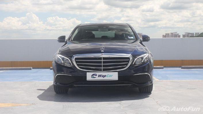 Mercedes-Benz E-Class 2019 Exterior 002