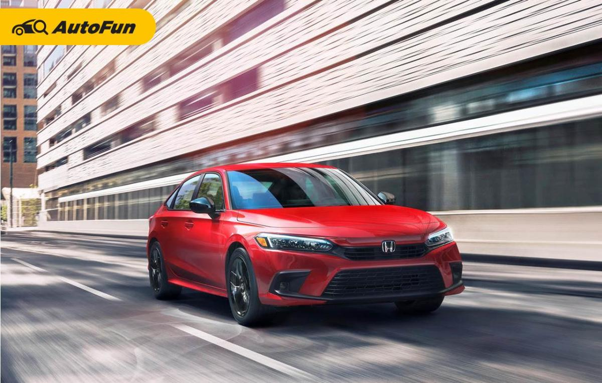 Honda Civic 2022 Tiba di Singapura Oktober Tahun Ini, Harganya Lebih Mahal Rp100 Jutaan dari Civic FC 01