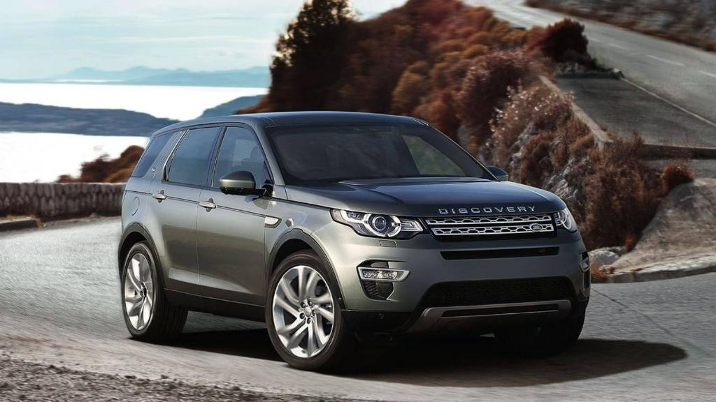 Land Rover Discovery Sport 2019 Exterior 006