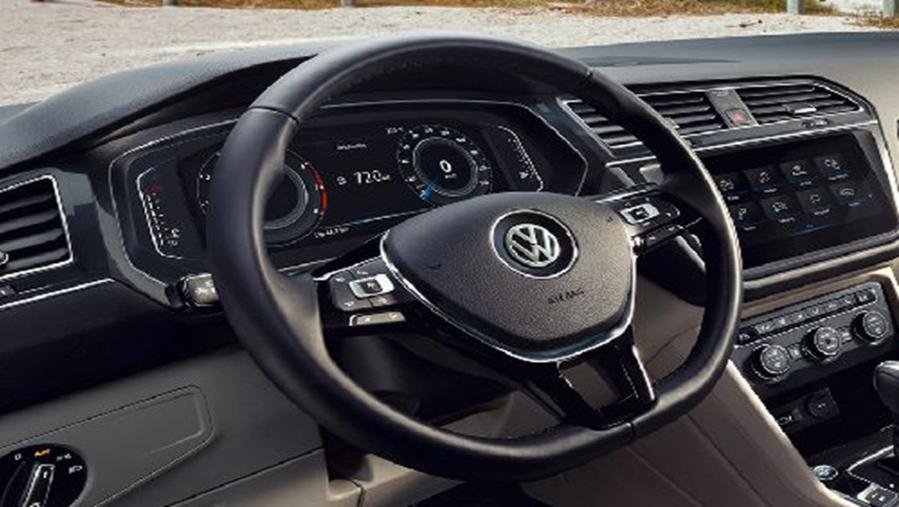 Volkswagen Tiguan Allspace 2019 Interior 003