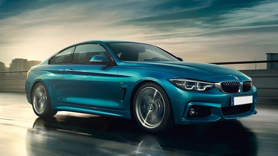 BMW 4 Series Coupe 2019 Exterior 003