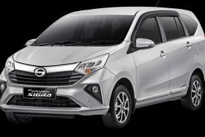 Penjualan meningat 5 persen, Daihatsu Sigra Masih Paling Laris