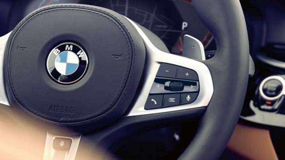 BMW 6 Series Gran Turismo 2019 Interior 002
