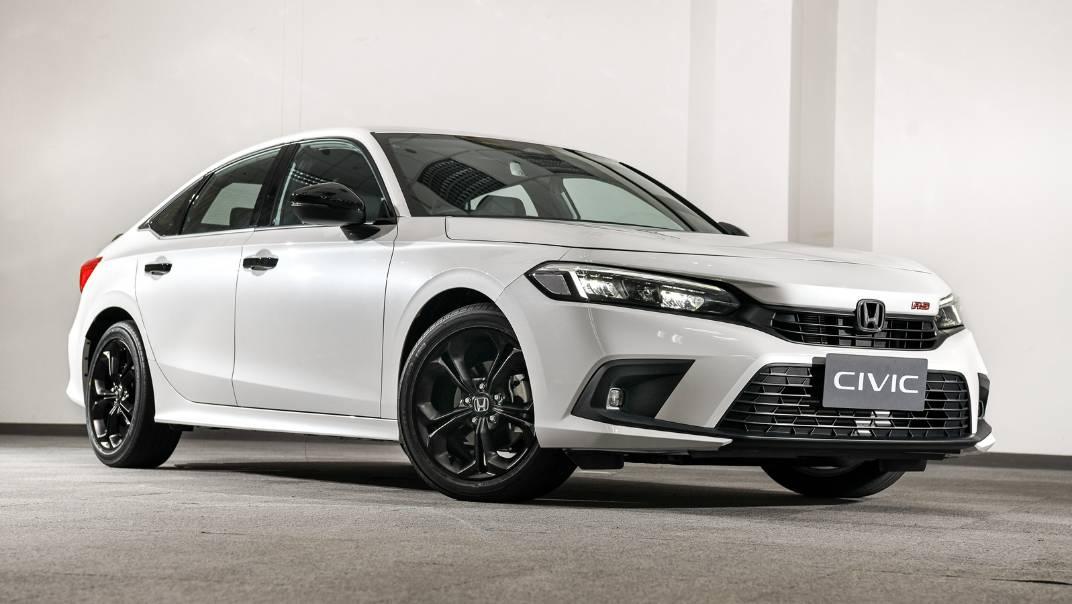 2022 Honda Civic Upcoming Version Exterior 015