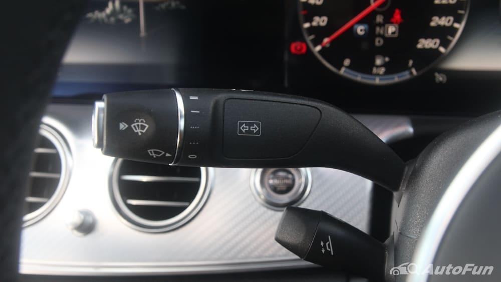 Mercedes-Benz E-Class 2019 Interior 132