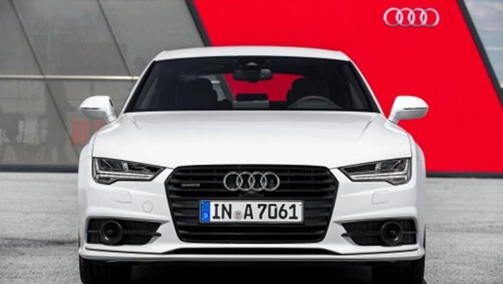Audi A7 2019 Exterior 010