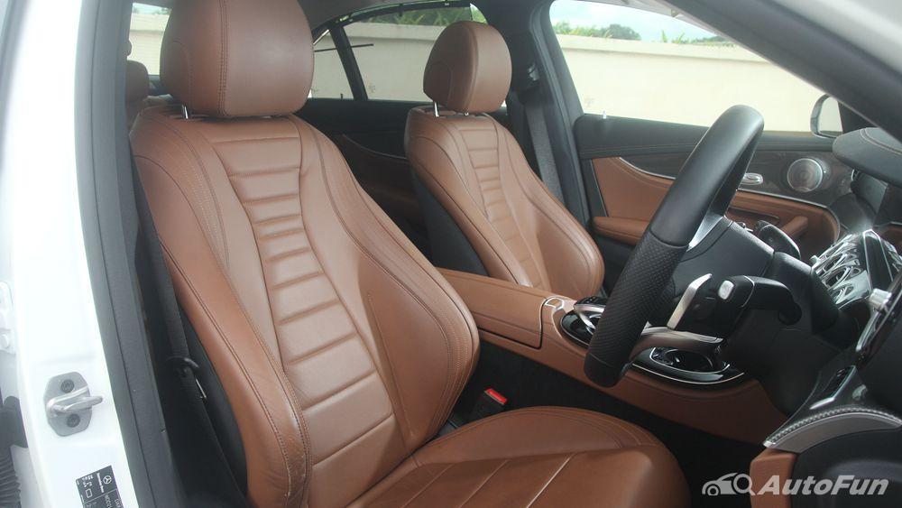 Mercedes-Benz E-Class 2019 Interior 092