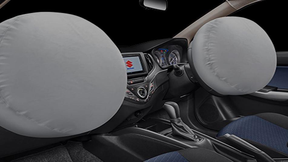 Suzuki Baleno 2020 2020 Interior 002