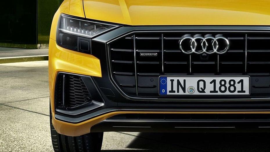 Audi Q8 2019 Exterior 018