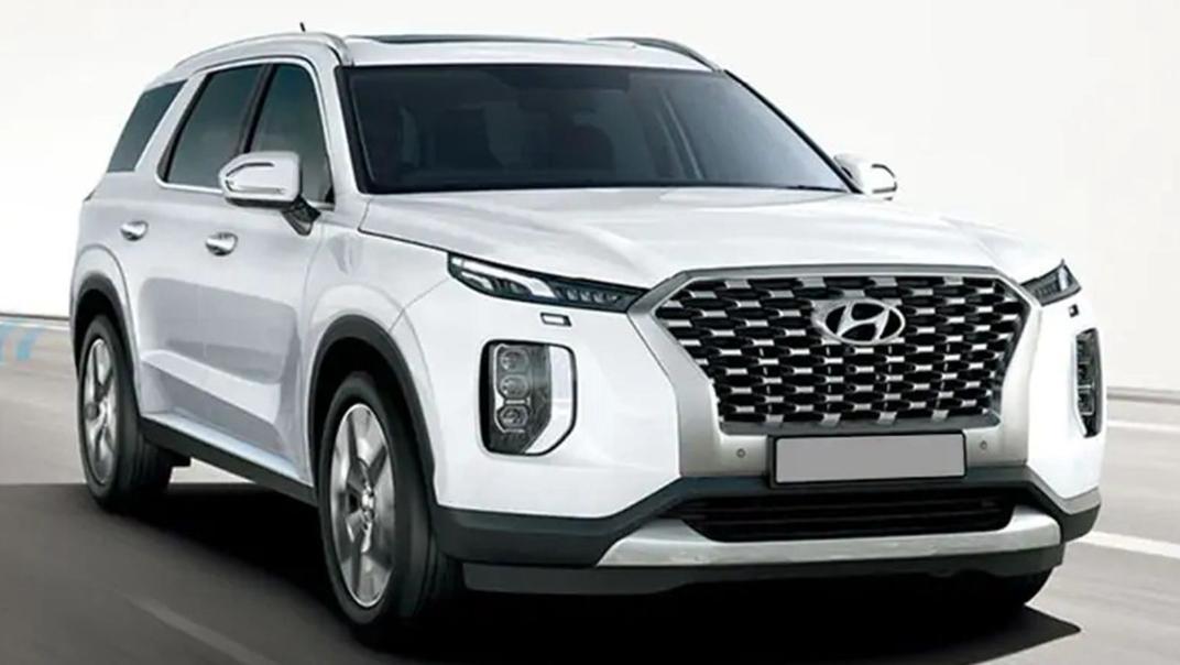 2021 Hyundai Palisade Exterior 003