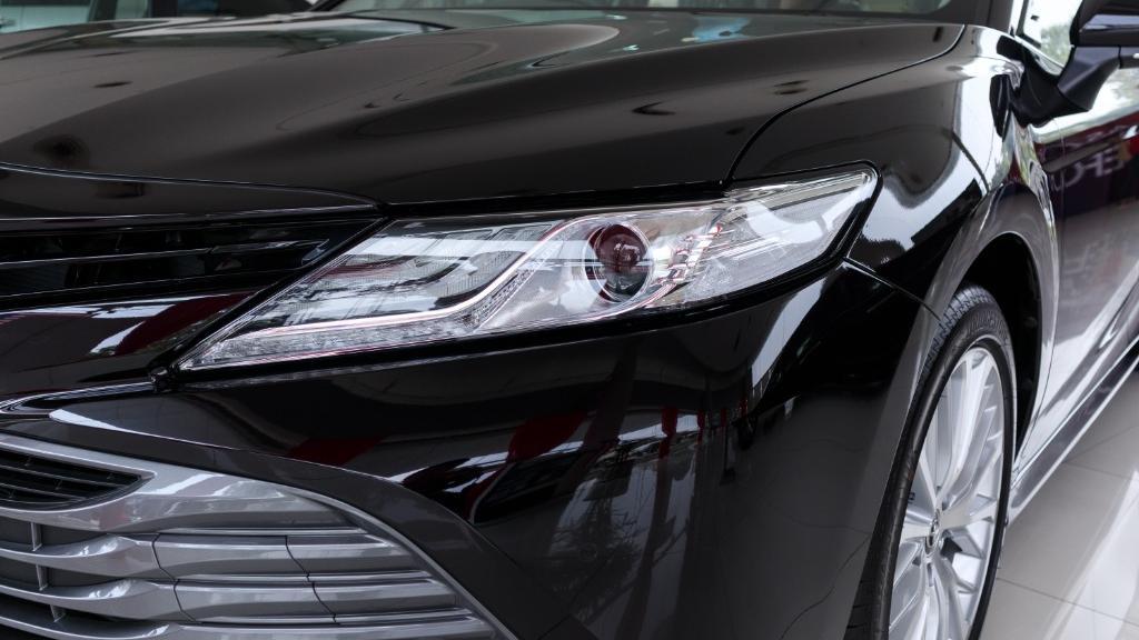 Toyota Camry 2019 Exterior 009