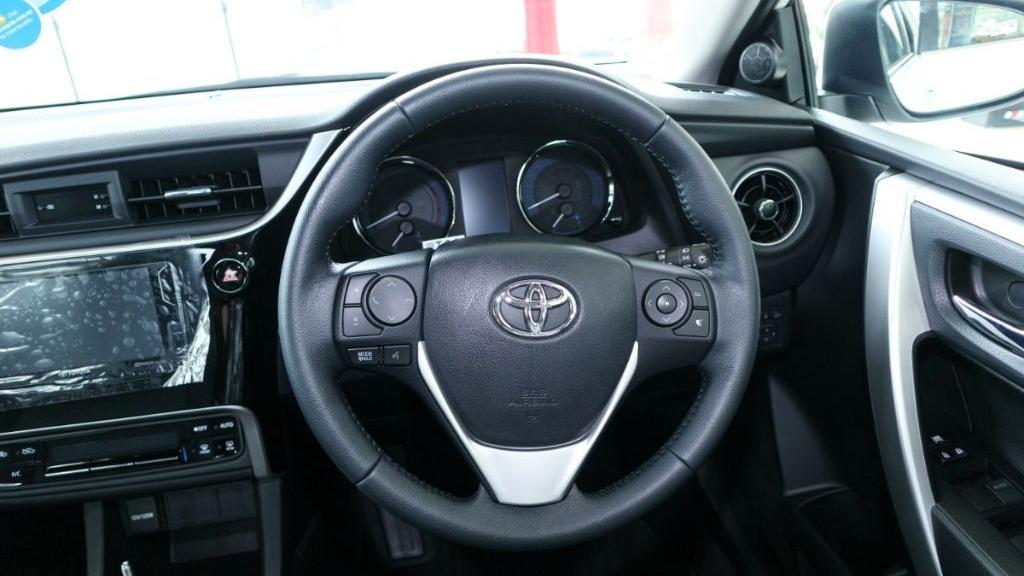 Toyota Corolla Altis 2019 Interior 122