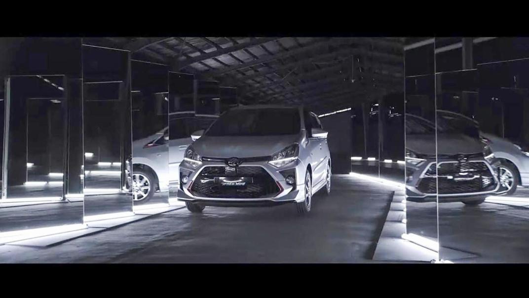 Toyota Agya 2020 Exterior 004