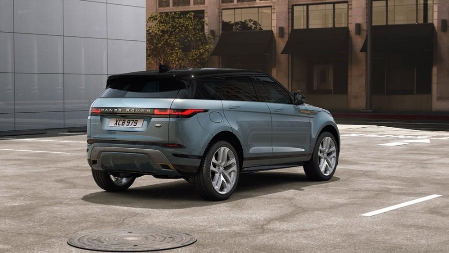 Land Rover Range Rover Evoque 2019 Exterior 006