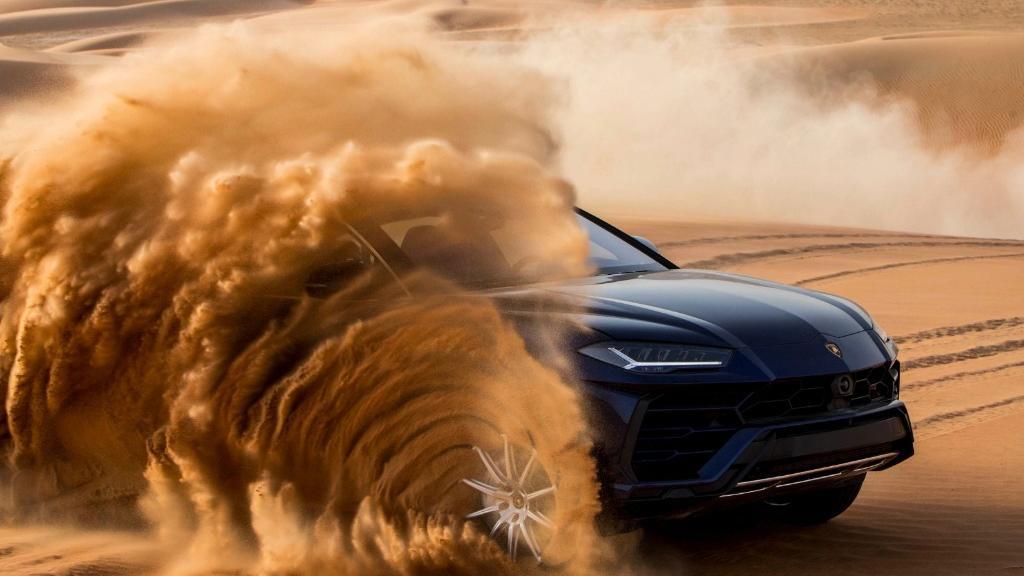 Lamborghini Urus 2019 Exterior 005