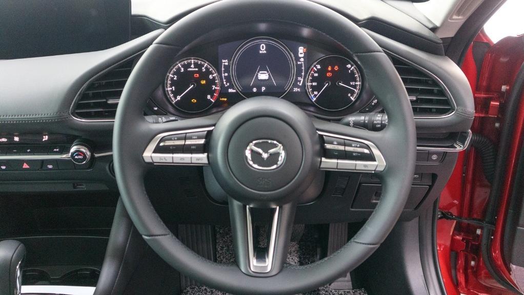 Mazda 3 2019 Interior 003