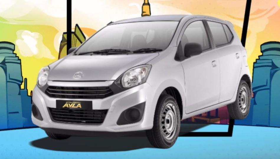Tanpa AC dan Minim Fitur, Daihatsu Ayla 1.0 D Si Mobil Termurah di Indonesia Layakkah Dibeli? 01