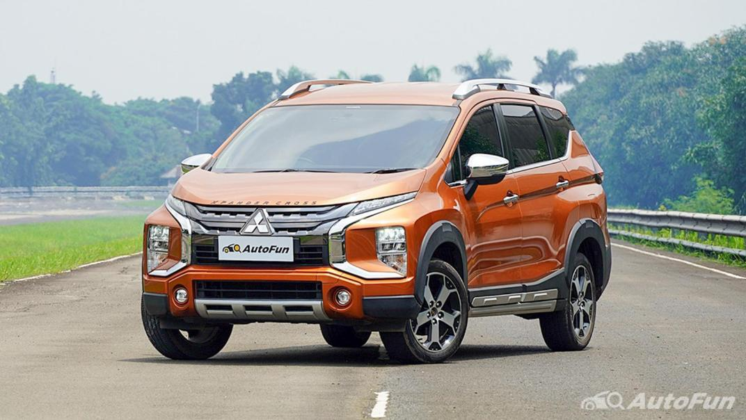 Mitsubishi Xpander Cross 2020 Premium Package AT Exterior 001