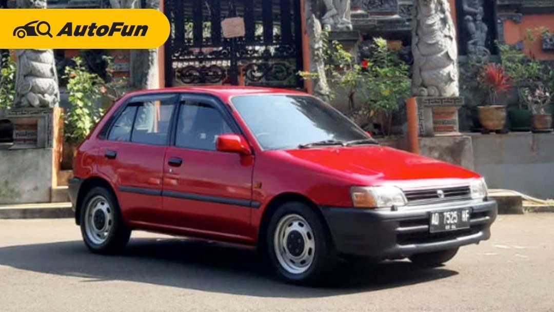 Kelebihan dan Kekurangan Toyota Starlet Kapsul, Hatchback Setengah Tua yang Lagi Naik Daun 01