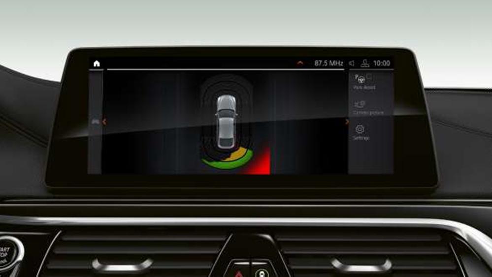 BMW 6 Series Gran Turismo 2019 Interior 004