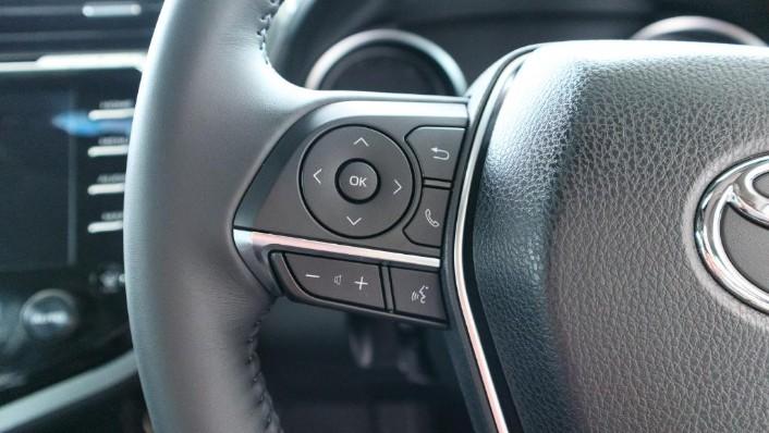 Toyota Camry 2019 Interior 008