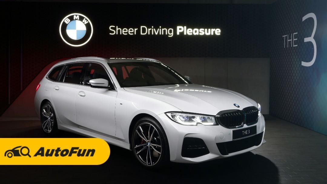 Jadi Model Langka, BMW 3-Series Touring Nyaris Ludes Diborong Orang Indonesia 01